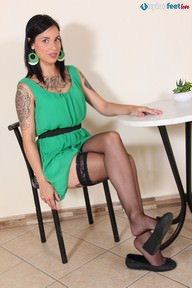 23.06.2019 · DollyC · Stockings and Pantyhose